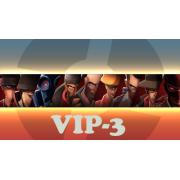VIP-3 (Выбор любого заполненного класса игрока)